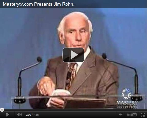 Jim Rohn - pane edu end armastama