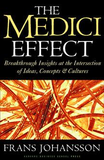 Ideed, kultuurid, kontseptsioonid, loovus - lae alla Medicci Effekt