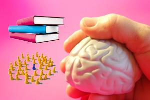 Aju, sotsiaalvõrgustikud ja raamatud