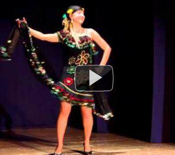 Inspiratsioon tantsimiseks - Liisi ja Maria Taniroo