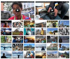 Reis ümber maailma - videointervjuu ränduriga