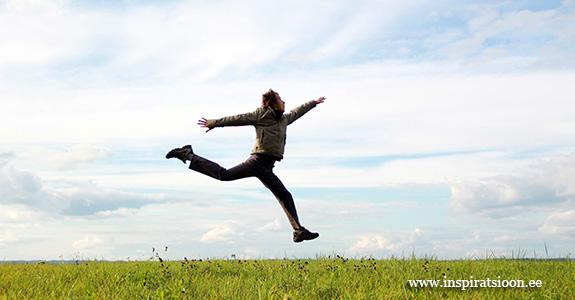 Kirg, motivatsioon, pühendumine - Sinu aasta