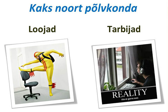 Looja või tarbija?