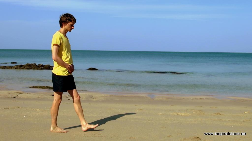 Kõndimise meditatsioon