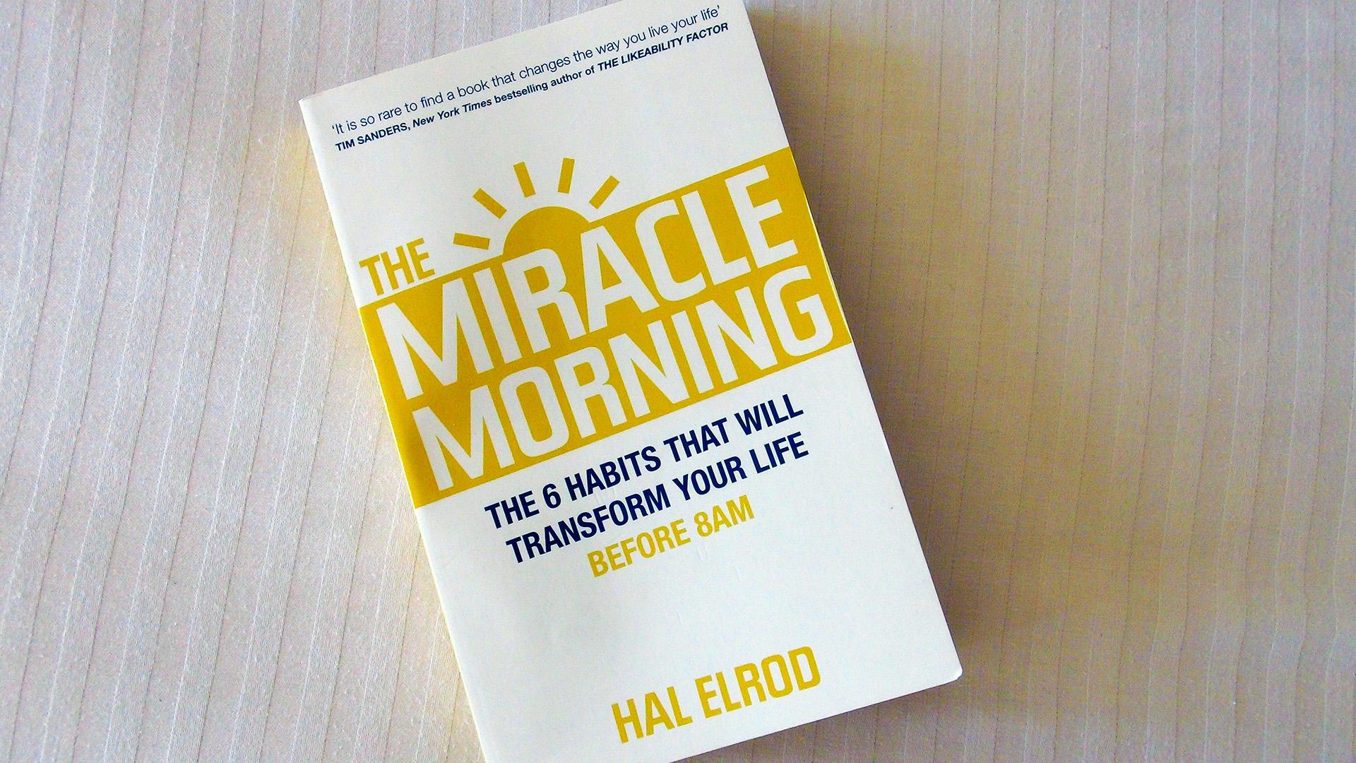 Imede hommik - 6 harjumust, mis muudavad Sinu elu