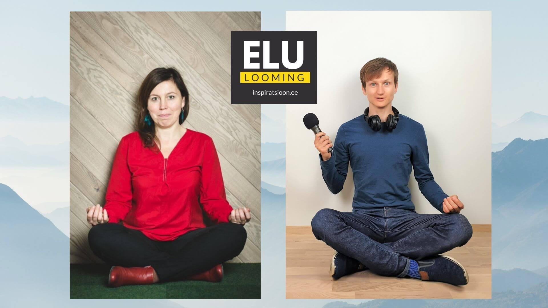 Tiina Saar-Veelmaa ja Harald Lepisk (Elu looming podcast)